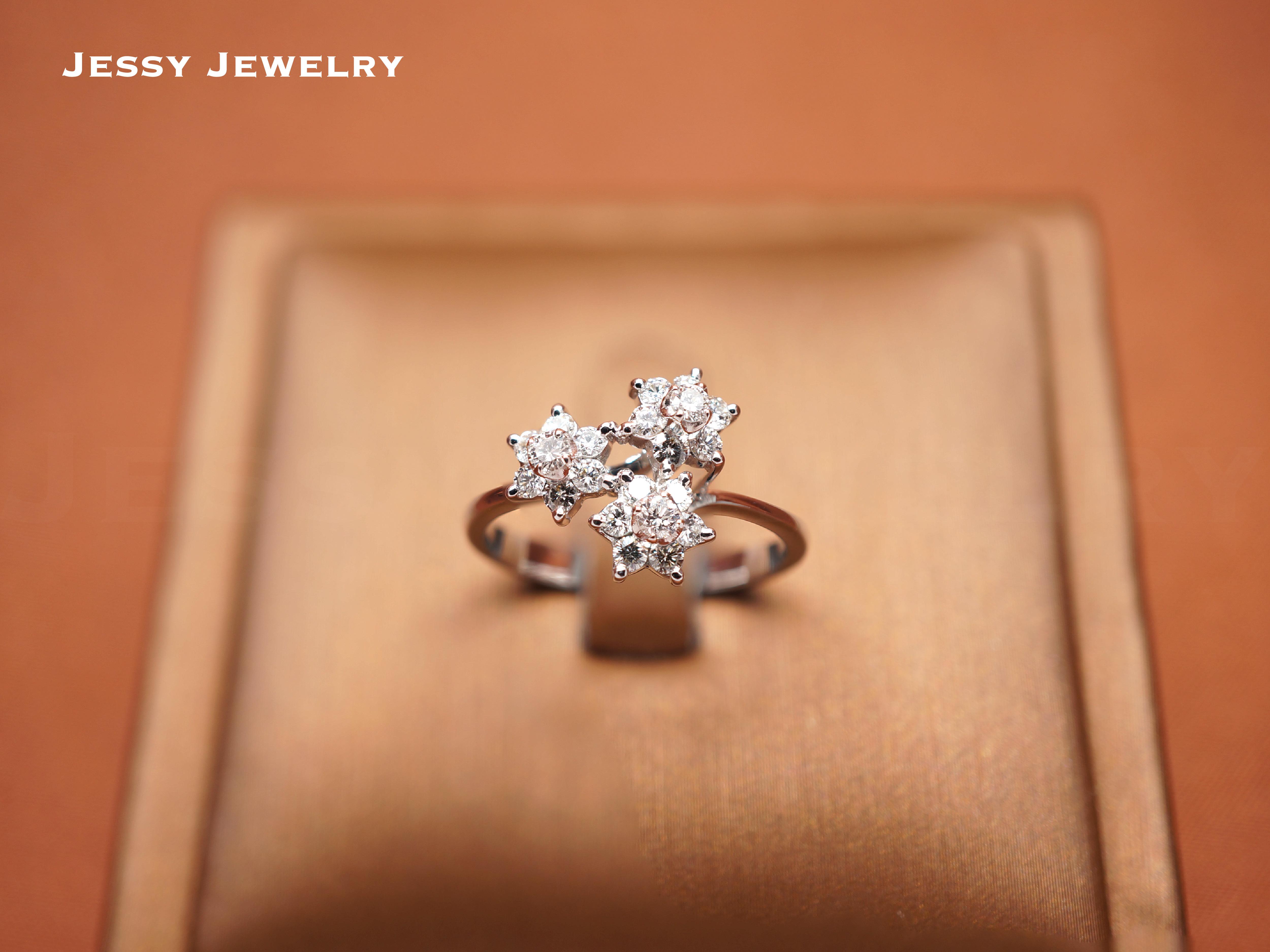 แหวนเพชร