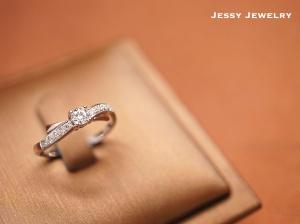 แหวนเพชร R028